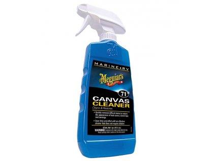 Meguiar's Canvas Cleaner - čistič plátna v rozprašovači, 473 ml